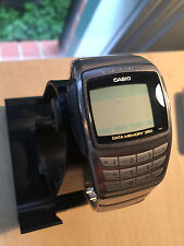 Casio Ebd610 Digital Calculator Watch Vintage and Rare