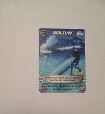 James Bond 007 Spy Common card 028 Sea-Tow (Test series)