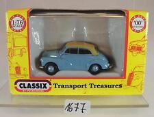 Classix 1/76 Morris Minor Convertible BLU CHIARO OVP #1677