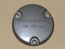 HYOSUNG XRX 125 SM 2010 MOTORDECKEL RECHTS ÖLFILTERDECKEL OIL FILTER COVER
