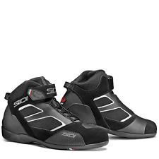 Sidi Meta Black Motorcycle Motorbike Boots