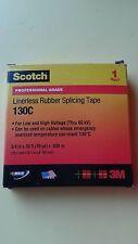 Scotch Linerless Rubber Splicing Tape 130c 34x30ft 34