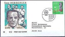 BRD 1997: Sepp Herberger! FDC der Nr 1896 mit Bonner Stempel! Gelaufen! 1A! 1750
