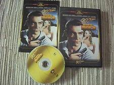 DVD PELICULA JAMES BOND AGENTE 007 CONTRA EL DR NO SEAN CONERY USADO BUEN ESTADO