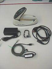 SYMBOL P470-SR1001100FB RETAIL WHITE SCANNER KIT USB  COMPLETE, FREE SHIPPING