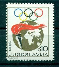 Iugoslavia - Yugoslavia 1969 - Mi.37 A Zw - Olympic Weeks
