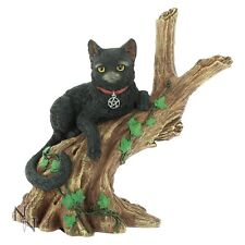 GORGEOUS CATS OF THE COVEN - ONYX - 14cm - NEMESIS NOW