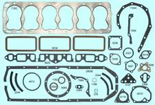 Ford truck 6 cyl 1948-53 254 Full Engine Gasket Set Copper Canadian head gasket