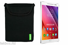 """Komodo ASUS ZenPad Neoprene Protective Case Cover Tablet sleeve Pouch 7"""" 8"""" inch"""