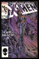 UNCANNY X-MEN #198 ROGUE COVER BY BARRY WINDSOR SMITH 6.5 FN+