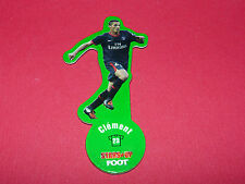 CLEMENT PARIS SAINT-GERMAIN PSG PANINI FOOTBALL STARS UP 2009-2010 MAGNETS
