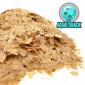 High Protein Tubifex Flake Fish Food Aquarium Tropical Coldwater Fry Food Growth