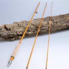 """2.7M/8'9"""" Fly Fishing Rod 5/6 3 Sections Carbon Fiber Medium Fast Trout Fly Rod"""