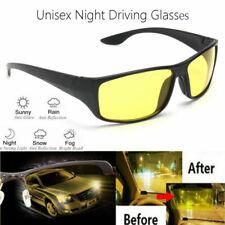 Night Vision Driving Glasses UV Protection Anti Glare Goggles Safety Sunglasses