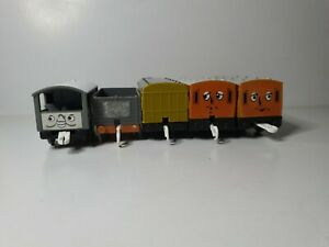 Tomy Trackmaster Thomas & Friends Train Carriages Wagons Trucks Bundle 5 Items