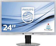 "Philips Brilliance B-line 241B4LPYCS Monitor 24"" Zoll Display Full-HD 1920x1080"