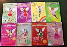 8 RAINBOW Magic Fairy Chapter Books SCHOLASTIC, 4 SPECIAL EDITIONS Daisy Meadows