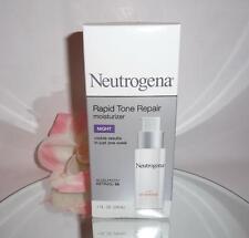 Neutrogena Rapid Tone Repair Night Moisturizer Accelerated Retinol SA Cream 1oz