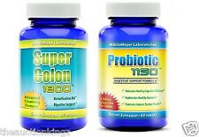 Colon Cleanse & Probiotic 1150 Weight Loss Cleanse Detox Digestive Support