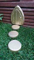Gold Fairy Elf Door and Stepping Stones