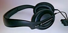 Sennheiser HD202 professional DJ headphones over the ear wired 3.5mm stereo