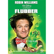 FLUBBER-Robin Williams-Region 4-New and Sealed