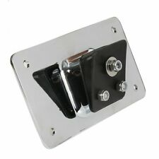 Laydown License Plate Mounting Bracket Kit For Harley Sportster Dyna Softail