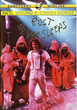 Neil Young & Crazy Horse – Rust Never Sleeps. DVD. Mint