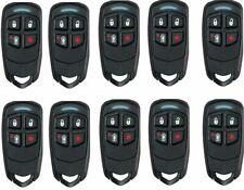 10 pk Honeywell Ademco 5834-4 Four-Button
