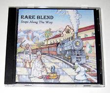 CD: Rare Blend - Stops Along The Way (2006, Indie) Cleveland Prog Studio Improv