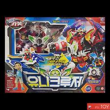 Hello Carbot UNI CRUISER God of Battle Transformer Robot Save the Moon Movie ver