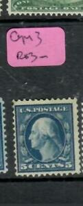 UNITED STATES   (P1504B)  WASHINGTON   5C  SC 504    MOG  COPY 3
