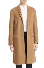 NWT JOSEPH double face wool cashmere caversham coat FR36 CAMEL