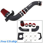 3.5'' Cold Air Intake Pipe Kit For 1987-1993 Ford Mustang Gt Lx 5.0l V8 Engine