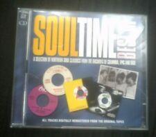 THE BEST OF SOUL TIME 2CD MAJOR LANCE,UPTIGHTS,SPELLBINDERS etc
