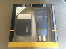 Aftershave Body Wash Set Boxed