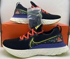 Nike React Infinity Run Flyknit FK Running Shoes CZ2358-001 Mens Size