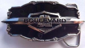 Suzuki Boulevard  --  belt buckle. B021002