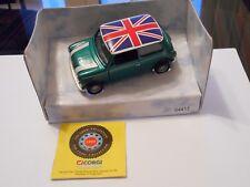 Corgi 04413 Mini British Racing Green1:36 + box