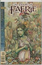 Books of Faerie 1997 series # 2 near mint comic book