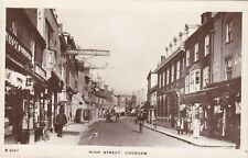 More details for high street, chesham - real photo postcard (ref 5777/19 g11)