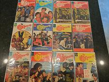 The Monkees Comics , 1967-1969, Lot of 12