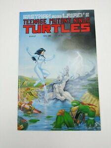 Teenage Mutant Ninja Turtles #27 Mirage 1989 Eastman Laird VF/NM High Grade