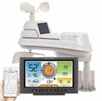 AcuRite 5-in-1 Weather Station with Wi-Fi Connection to Weather Underground