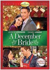 A DECEMBER BRIDE DVD - SINGLE DISC EDITION - NEW UNOPENED - HALLMARK - CHRISTMAS