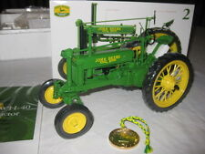 1/16 JOHN DEERE PRECISION #2 BWH-40 UNSTYLED COLLECTOR CENTER #15512A 2003 NIB