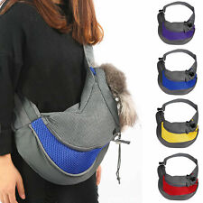 Dog Cat Puppy Pet Carrier Travel Tote Shoulder Bag Sling Backpack Portable