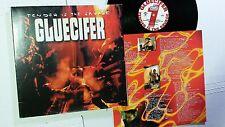 GLUECIFER - Tender is the Savage '00 Gatefold PUNK Zeke Hellacopters Turnegro LP