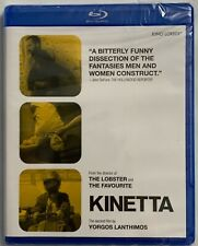 NEW KINETTA BLU RAY KINO LORBER FREE WORLD WIDE SHIPPING BUY IT NOW FOREIGN DRAM