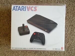 Atari VCS 800 Black Walnut All-In Bundle, ships immediately (Lowered) Again!!